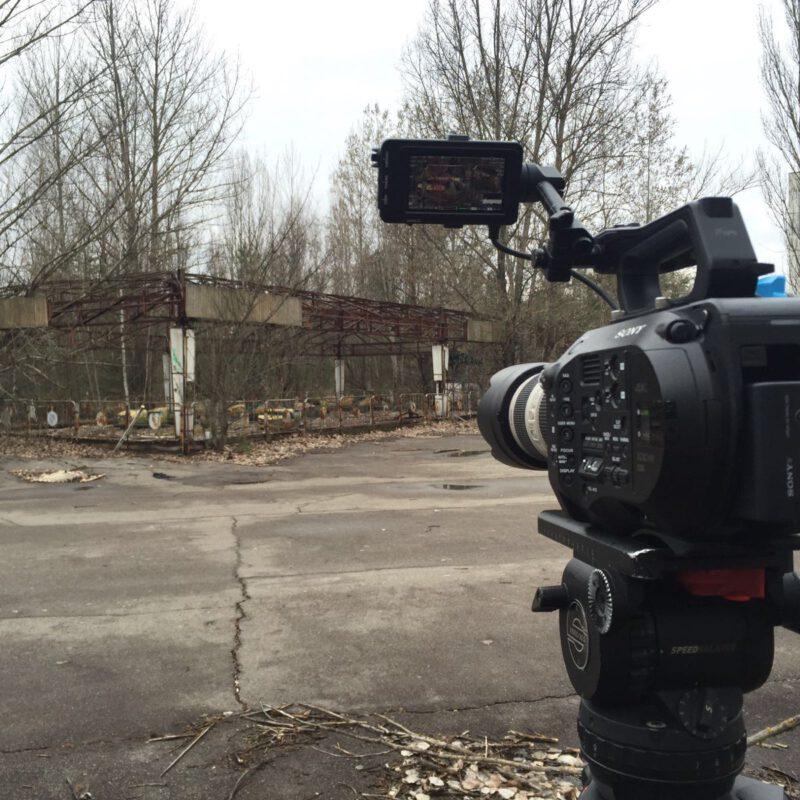 Reportage Kamera